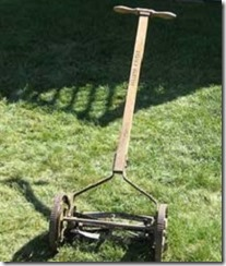 mower-push-type